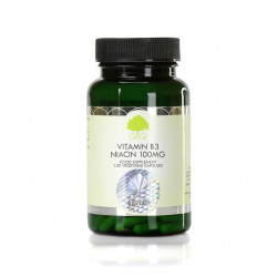 Витамин B3 (Ниацин) 100 мг...